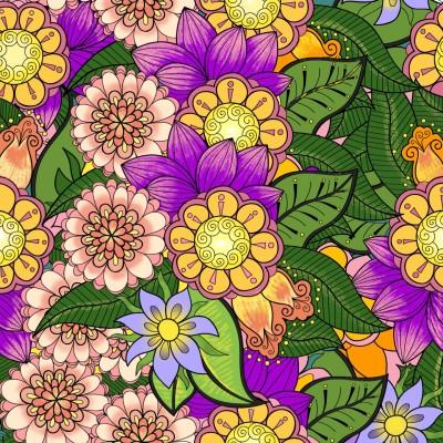 Blooms  | MayaMurthy | Digital Drawing | PENUP