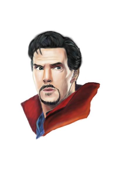 Doctor Strange | -P.Drake_- | Digital Drawing | PENUP