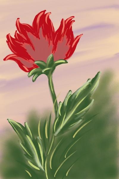 Plant Digital Drawing | m_c_s | PENUP