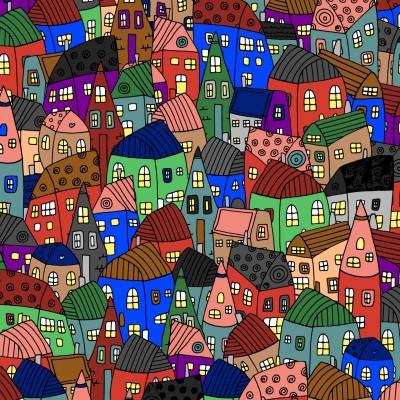 The Neighborhood  | Trish | Digital Drawing | PENUP