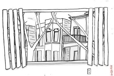 outside mii windows... | artNstillLife | Digital Drawing | PENUP