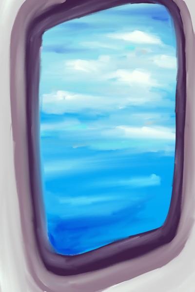 airport | heihei | Digital Drawing | PENUP