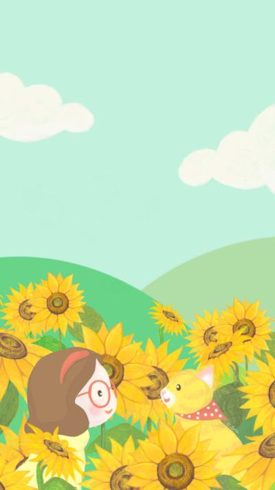 Sunflower   greeda   Digital Drawing   PENUP