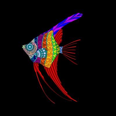 Coloring Digital Drawing   GMan513   PENUP