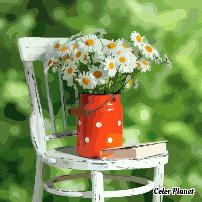 Daisy Bouquet  | DeeJay | Digital Drawing | PENUP