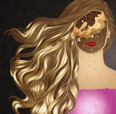 recolor  | dimples | Digital Drawing | PENUP