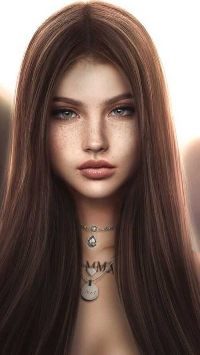 Une beauté  | pilou | Digital Drawing | PENUP
