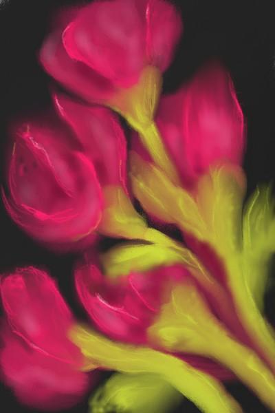Plant Digital Drawing | les | PENUP