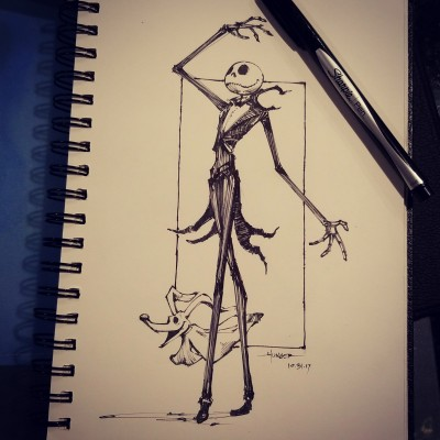 Jack & Zero | Hunger_art | Digital Drawing | PENUP