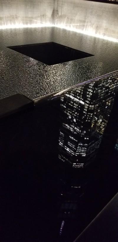 9-11 memorial at night   nyyankeehitman   Digital Drawing   PENUP