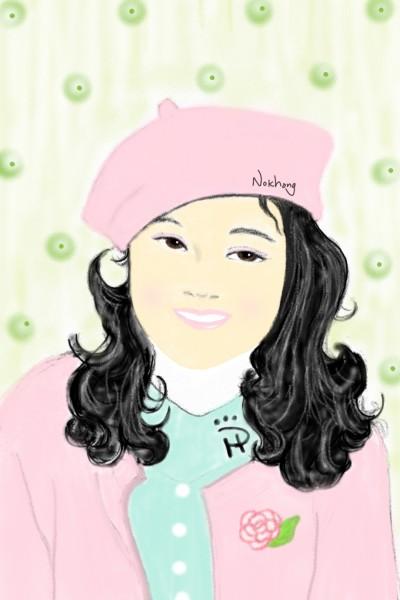 19.dear my Nokhong (^^) | youngsook | Digital Drawing | PENUP