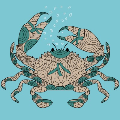 Crabe | richard | Digital Drawing | PENUP