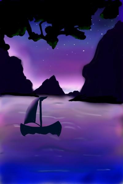 sail   nobodyfun   Digital Drawing   PENUP