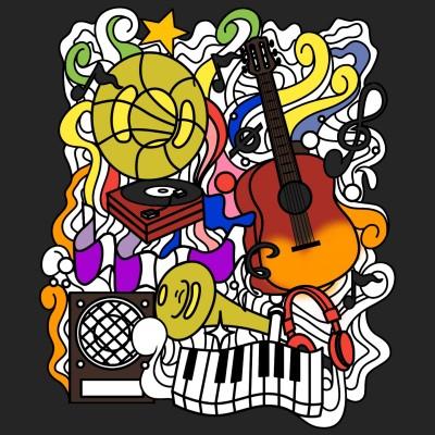 Coloring Digital Drawing | Steveo38 | PENUP