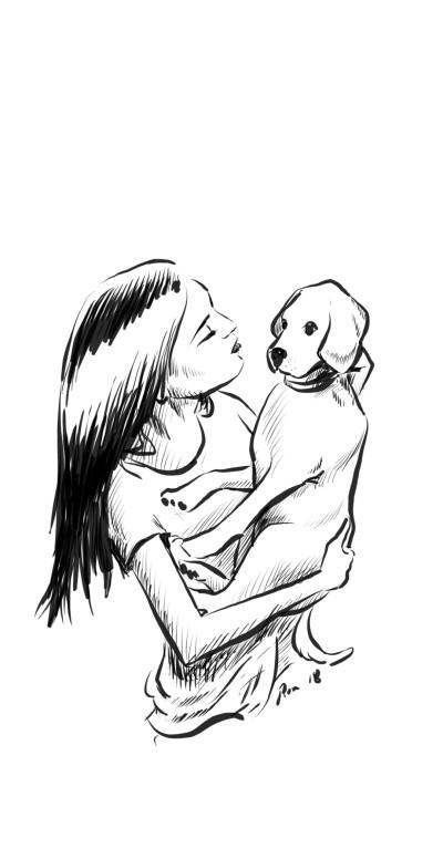 Animal Digital Drawing | Grafixguru | PENUP
