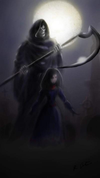 Reaper  | Grafixguru | Digital Drawing | PENUP