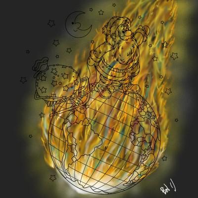 shooting star    nyyankeehitman   Digital Drawing   PENUP
