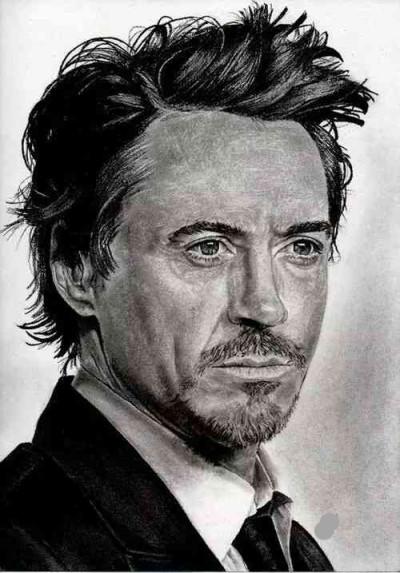 ~Robert Downey Jr~ | Mert | Digital Drawing | PENUP