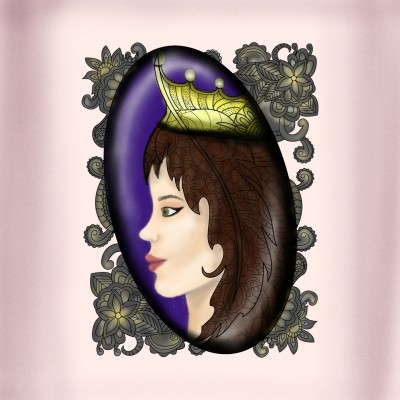 Queen   mjalkan   Digital Drawing   PENUP