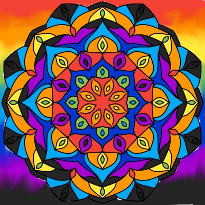 Coloring Digital Drawing | andreita2010 | PENUP