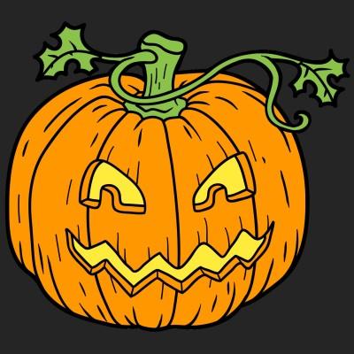 happy Halloween  | harleigh | Digital Drawing | PENUP