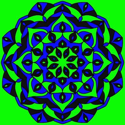 Coloring Digital Drawing | Kelly | PENUP
