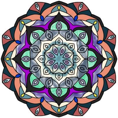 Coloring Digital Drawing | jjj | PENUP