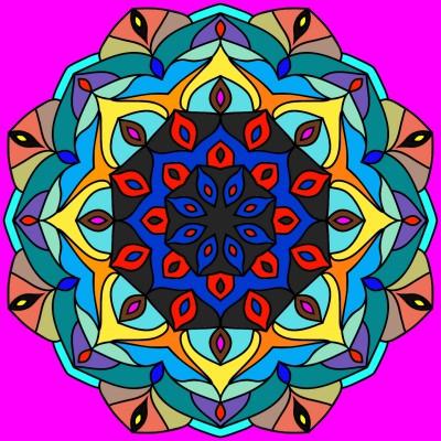 Coloring Digital Drawing | dem | PENUP