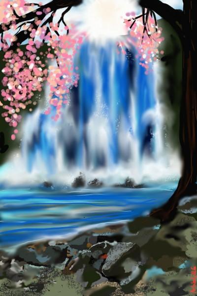 The Tigris River... | ArtNstillLife | Digital Drawing | PENUP