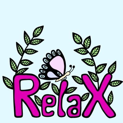 Relax | gaohn | Digital Drawing | PENUP