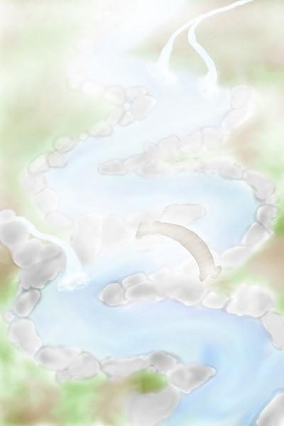River | spchoi | Digital Drawing | PENUP