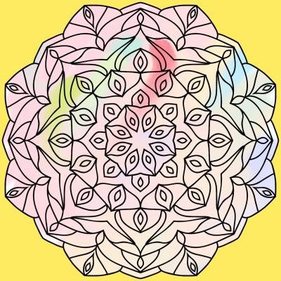 - Bông hoa đào của Việt Nam chúng tôi đó. | UAO | Digital Drawing | PENUP