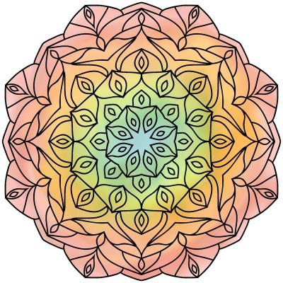Coloring Digital Drawing | rosegoldella | PENUP