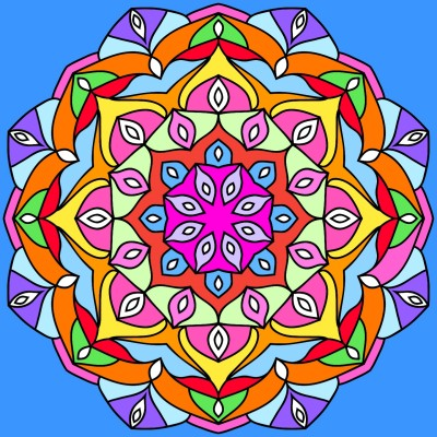 Coloring Digital Drawing | Jee | PENUP