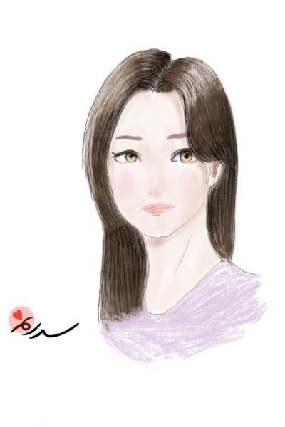 Live Drawing Digital Drawing | Sidra | PENUP