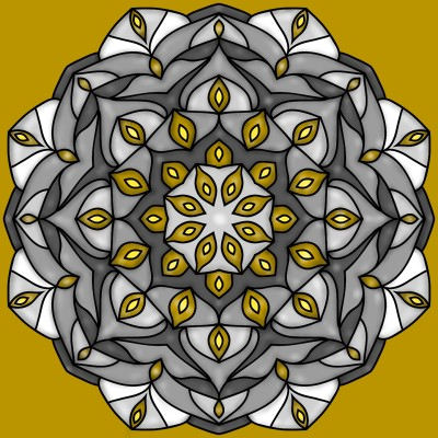 Coloring Digital Drawing | Geodman | PENUP