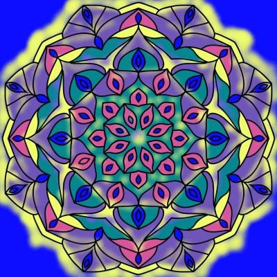 Coloring Digital Drawing | olja | PENUP