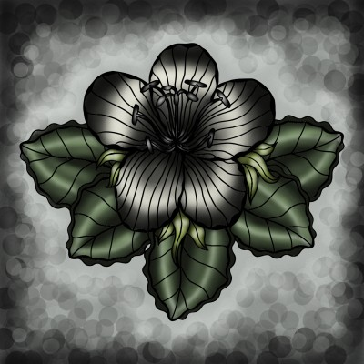 Flower #2 | JammyC | Digital Drawing | PENUP