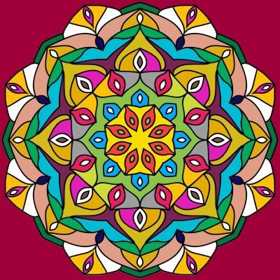 Coloring Digital Drawing | nidhijain | PENUP
