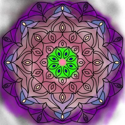 Coloring Digital Drawing | Rob | PENUP