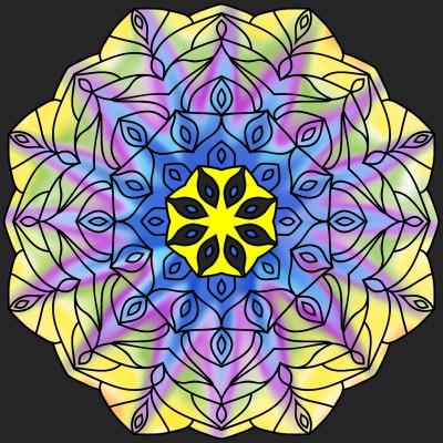 Coloring Digital Drawing | porani | PENUP