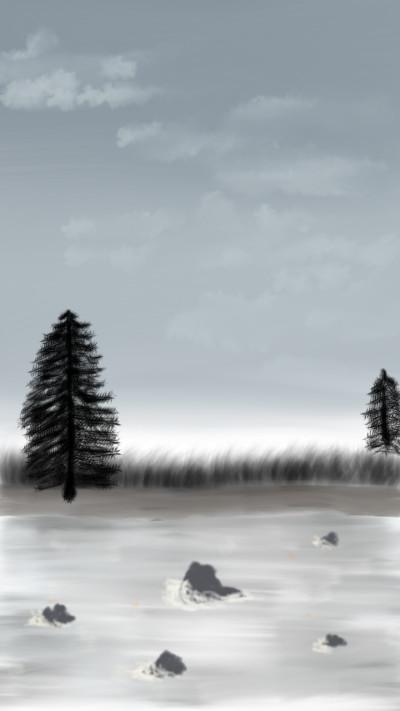 River | Ami | Digital Drawing | PENUP