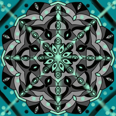 Coloring Digital Drawing | RNRet | PENUP