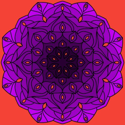 Coloring Digital Drawing | Michael | PENUP