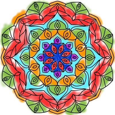 Coloring Digital Drawing | farijan | PENUP