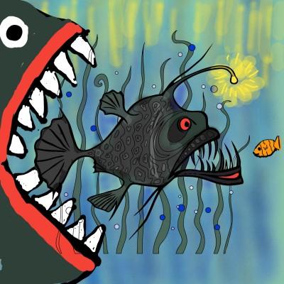 food chain | Karlee | Digital Drawing | PENUP