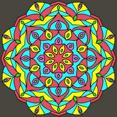 Coloring Digital Drawing | aps | PENUP