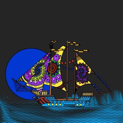 S/v See-Saw Jig-Jag-maid | Odessa27 | Digital Drawing | PENUP
