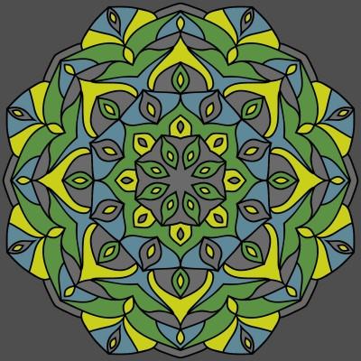 Coloring Digital Drawing | AngMitchell | PENUP