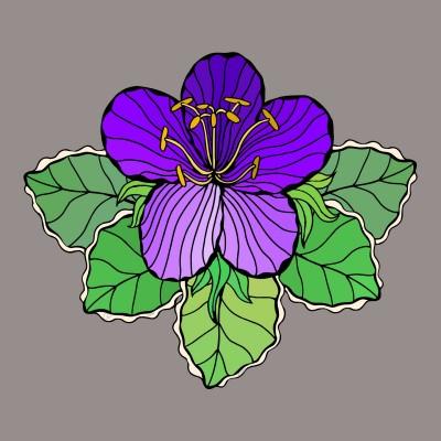 violetbyniknewsom | HugaB | Digital Drawing | PENUP